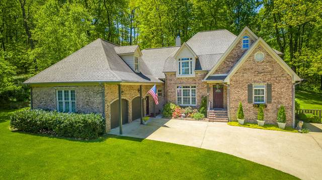 222 Lamplighter Ln, Signal Mountain, TN 37377 (MLS #1317406) :: Keller Williams Realty   Barry and Diane Evans - The Evans Group