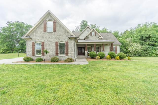 203 Hidden Hills Dr, Chickamauga, GA 30707 (MLS #1317565) :: The Weathers Team