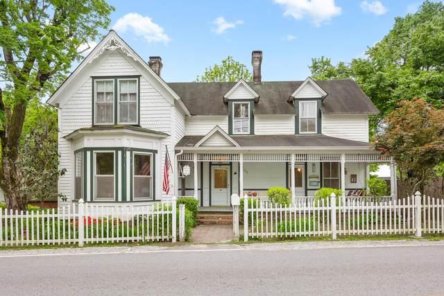 126 Leggett Rd, Sale Creek, TN 37373 (MLS #1317632) :: Keller Williams Realty | Barry and Diane Evans - The Evans Group