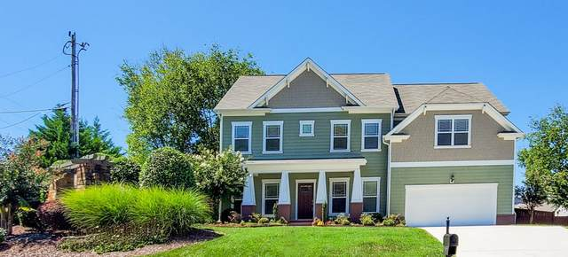 7501 Hampstead Hall Dr, Ooltewah, TN 37363 (MLS #1317788) :: Keller Williams Realty | Barry and Diane Evans - The Evans Group
