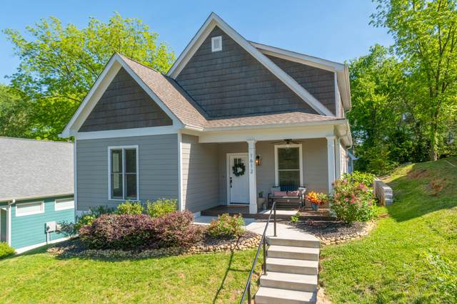 1612 W 52 St, Chattanooga, TN 37409 (MLS #1317908) :: Keller Williams Realty   Barry and Diane Evans - The Evans Group