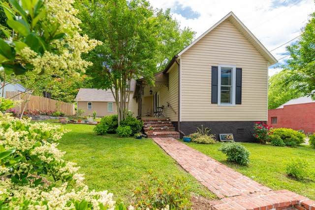 4504 Tennessee Ave, Chattanooga, TN 37409 (MLS #1317948) :: Keller Williams Realty   Barry and Diane Evans - The Evans Group