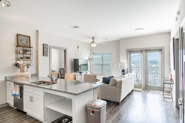 782 Riverfront Pkwy #416, Chattanooga, TN 37402 (MLS #1317971) :: The James Company