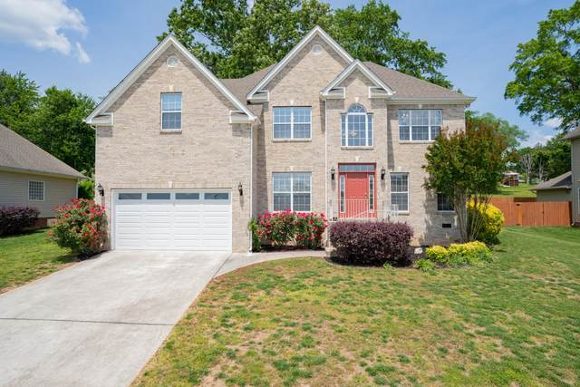 1499 Courtland Dr, Hixson, TN 37343 (MLS #1317994) :: The Weathers Team