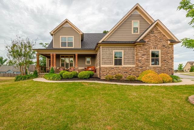8030 Frostwood Ln, Ooltewah, TN 37363 (MLS #1318015) :: The Weathers Team