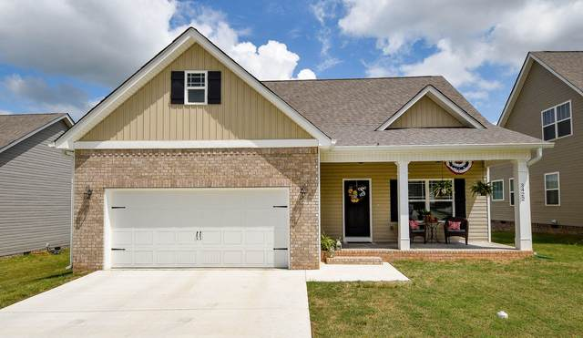 3422 NE Fleeman Place Dr #9, Cleveland, TN 37323 (MLS #1318306) :: The Weathers Team