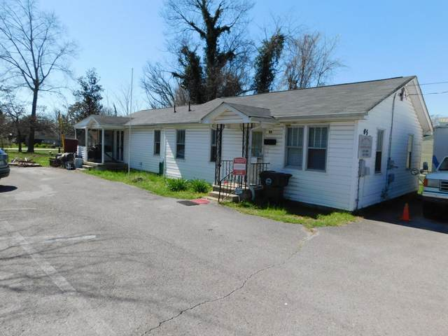 85 West St, Ringgold, GA 30736 (MLS #1318343) :: 7 Bridges Group