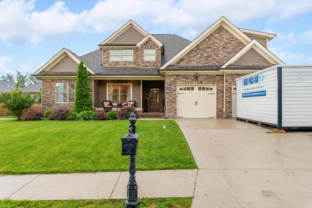 660 Clear Canyon Dr, Hixson, TN 37343 (MLS #1318500) :: The Robinson Team