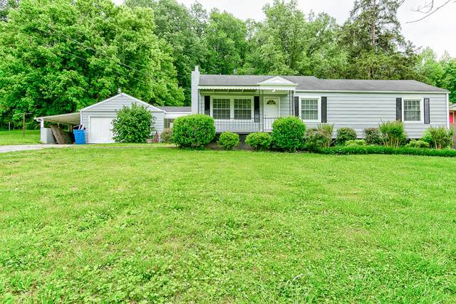620 Lullwater Rd, Chattanooga, TN 37405 (MLS #1318504) :: Keller Williams Realty   Barry and Diane Evans - The Evans Group