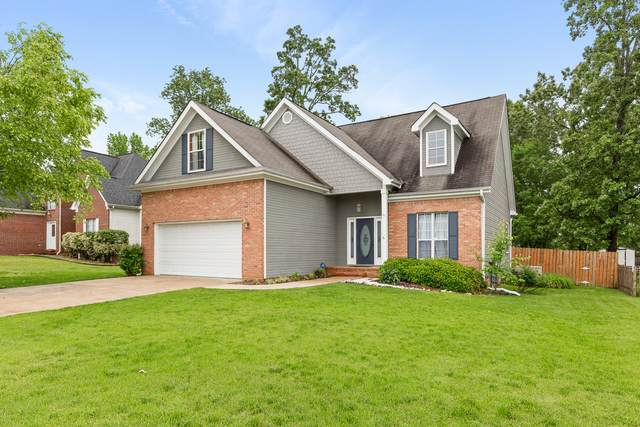 8532 Flowerdale Dr, Chattanooga, TN 37421 (MLS #1318514) :: The Robinson Team