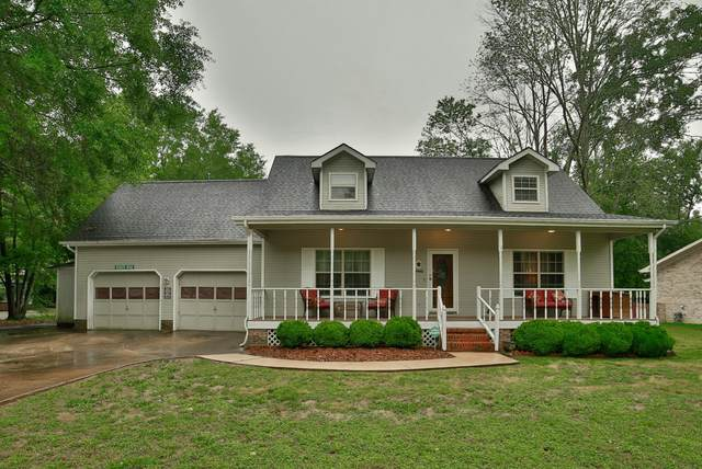 1520 Shelby Cir, Hixson, TN 37343 (MLS #1318553) :: Keller Williams Realty | Barry and Diane Evans - The Evans Group