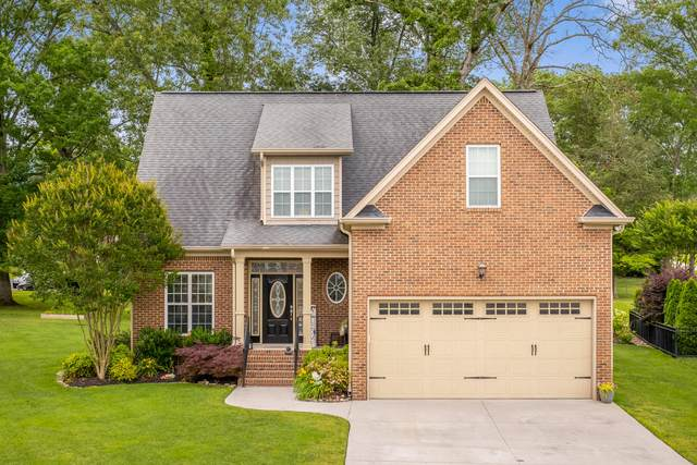 7550 Autumn Leaf Tr, Ooltewah, TN 37363 (MLS #1318556) :: Denise Murphy with Keller Williams Realty