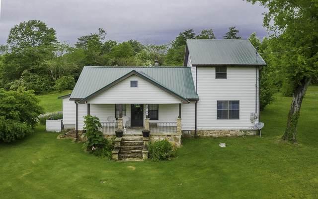 100 Rock Creek Rd, Lookout Mountain, GA 30750 (MLS #1318595) :: The Edrington Team