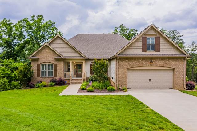 3606 Crestline Pl, Chattanooga, TN 37415 (MLS #1318609) :: The Edrington Team