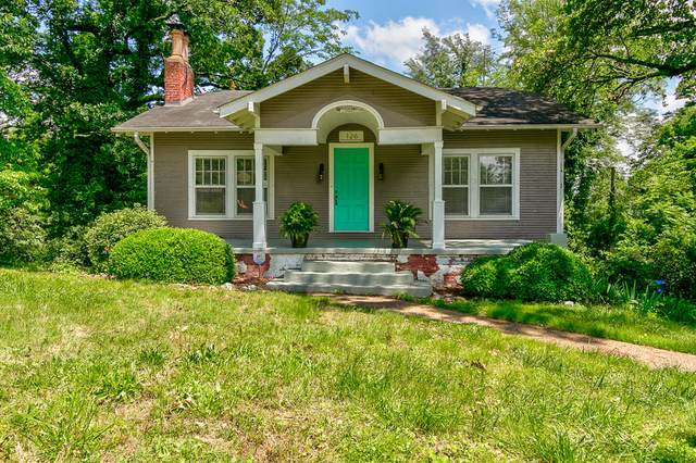 126 Hilltop Dr, Chattanooga, TN 37411 (MLS #1318620) :: The Edrington Team