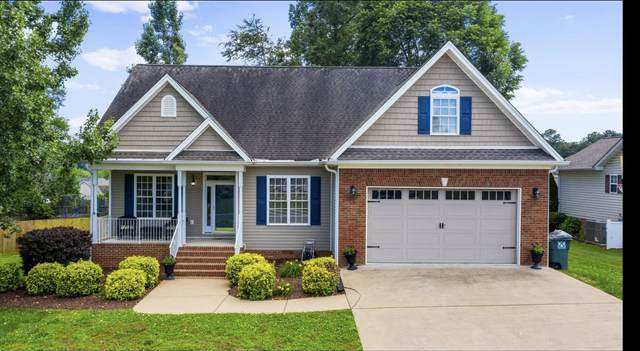 246 NW Thoroughbred Dr, Cleveland, TN 37312 (MLS #1318661) :: The Edrington Team
