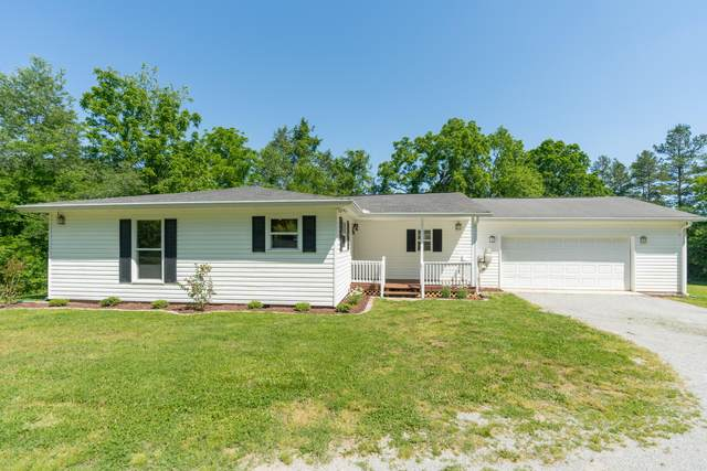 437 Daugherty Ferry Rd, Sale Creek, TN 37373 (MLS #1318670) :: The Edrington Team