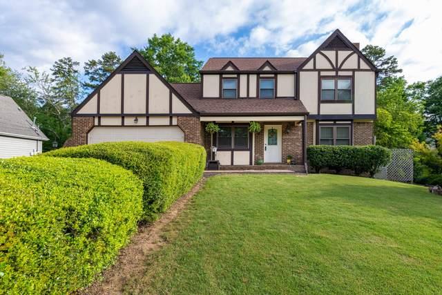 2107 Port Royal Dr, Soddy Daisy, TN 37379 (MLS #1318700) :: Chattanooga Property Shop