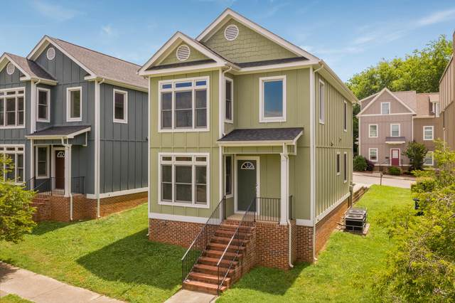 909 Wall St, Chattanooga, TN 37403 (MLS #1318703) :: The Robinson Team