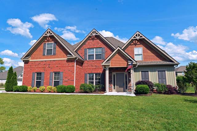 7498 Blazing Star Ct, Ooltewah, TN 37363 (MLS #1318707) :: The Mark Hite Team