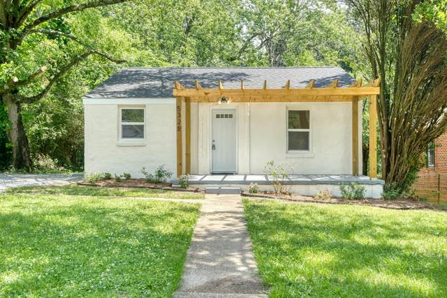 5322 Central Ave, Chattanooga, TN 37410 (MLS #1318915) :: Keller Williams Realty | Barry and Diane Evans - The Evans Group