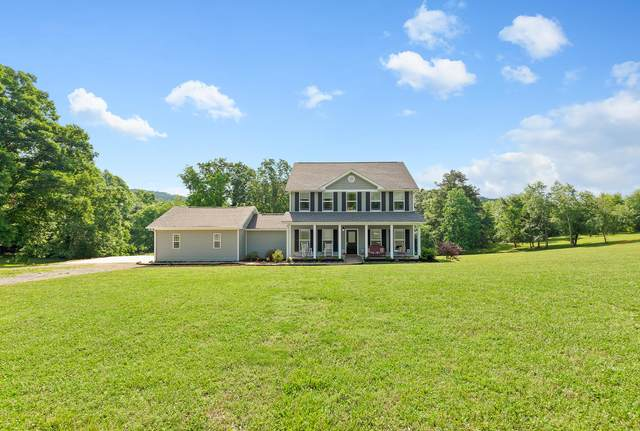 13632 High Meadows Dr, Sale Creek, TN 37373 (MLS #1318943) :: Keller Williams Realty | Barry and Diane Evans - The Evans Group