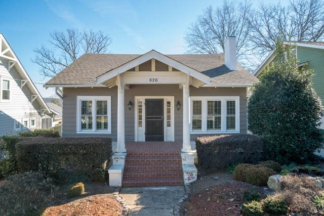 626 Barton Ave, Chattanooga, TN 37405 (MLS #1318954) :: Chattanooga Property Shop