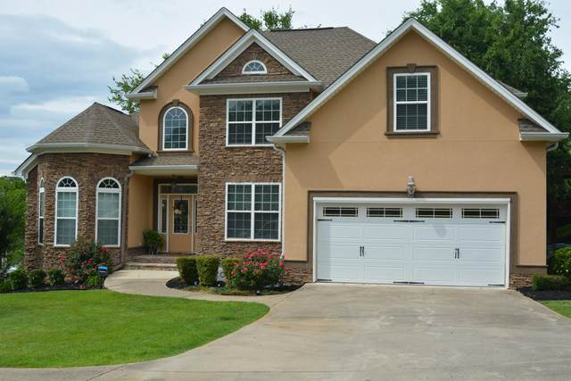 7345 Majestic Hill Dr, Chattanooga, TN 37421 (MLS #1319157) :: Austin Sizemore Team
