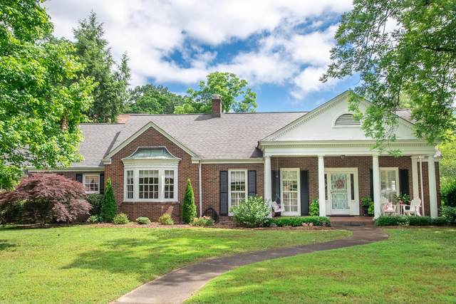 205 Hilldale Dr, Chattanooga, TN 37411 (MLS #1319234) :: Keller Williams Realty | Barry and Diane Evans - The Evans Group