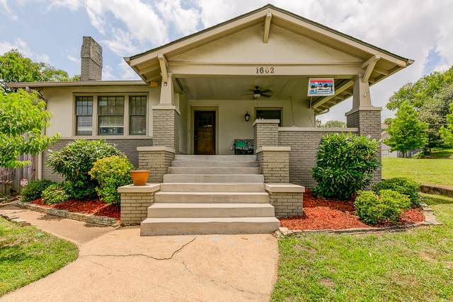 1602 Duncan Ave, Chattanooga, TN 37404 (MLS #1319264) :: The Robinson Team
