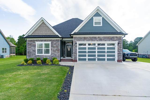 8383 Skybrook Dr, Ooltewah, TN 37363 (MLS #1319316) :: The Mark Hite Team