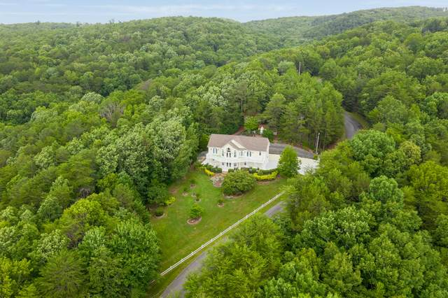 615 NW Knobb Hill Dr, Cleveland, TN 37312 (MLS #1319370) :: The Robinson Team