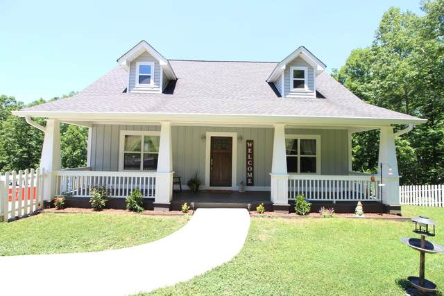 210 NW Mcclanahan Dr, Georgetown, TN 37336 (MLS #1319437) :: Keller Williams Realty | Barry and Diane Evans - The Evans Group