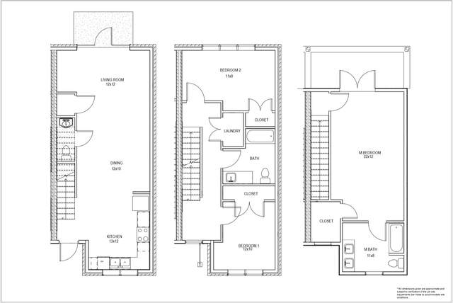 1420 Stockyard Pl #38, Chattanooga, TN 37408 (MLS #1319466) :: Chattanooga Property Shop