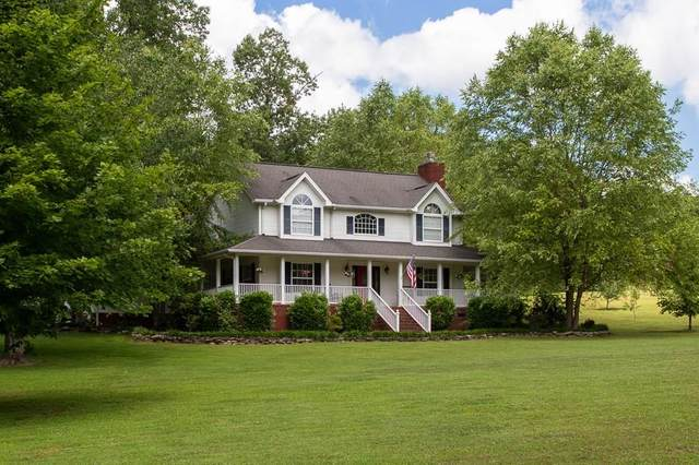 1226 County Rd 267, Bryant, AL 35958 (MLS #1319631) :: Keller Williams Realty | Barry and Diane Evans - The Evans Group