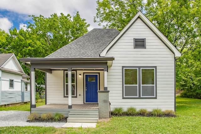 2303 Kirby Ave, Chattanooga, TN 37404 (MLS #1319656) :: Keller Williams Realty | Barry and Diane Evans - The Evans Group