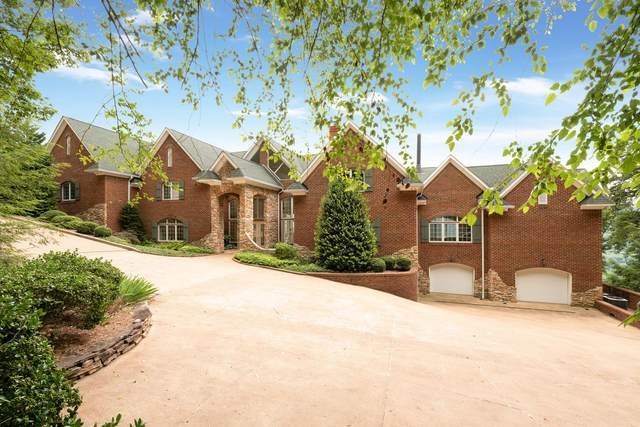 10 Close Family Rd, Signal Mountain, TN 37377 (MLS #1319702) :: Keller Williams Realty | Barry and Diane Evans - The Evans Group