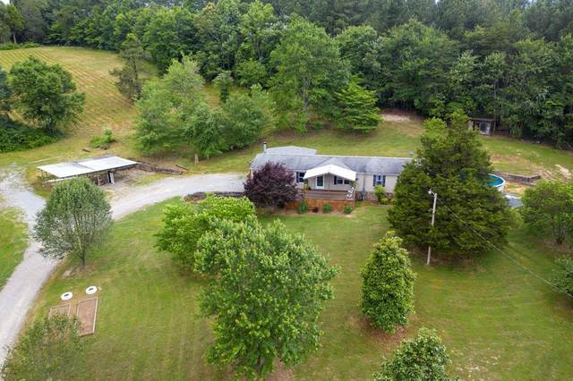 1262 Tom Garrison Rd, Evensville, TN 37332 (MLS #1319762) :: Keller Williams Realty | Barry and Diane Evans - The Evans Group