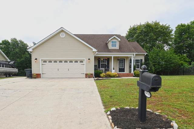 6636 Grazing Ln, Birchwood, TN 37308 (MLS #1319824) :: The Robinson Team