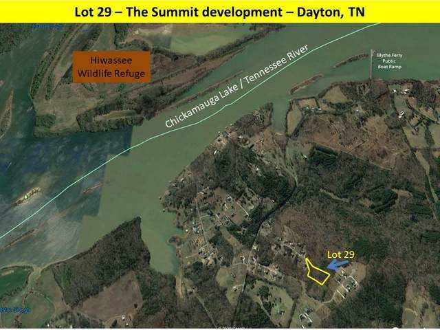 350 Channel Pt Lot #29, Dayton, TN 37321 (MLS #1319847) :: Keller Williams Realty | Barry and Diane Evans - The Evans Group