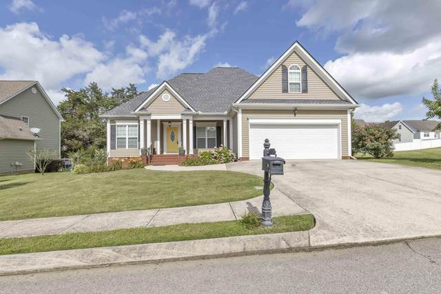 76 Hunting Ridge Cir, Rock Spring, GA 30739 (MLS #1319900) :: The Mark Hite Team