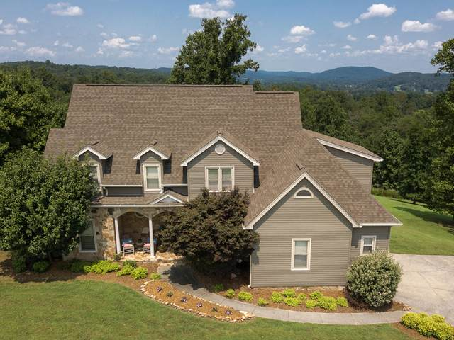 9869 Deer Ridge Dr, Ooltewah, TN 37363 (MLS #1319920) :: The Mark Hite Team