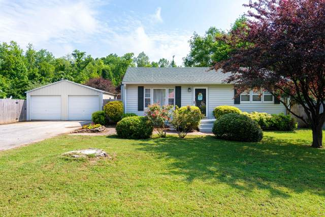 3305 Center St, Chattanooga, TN 37419 (MLS #1319923) :: Keller Williams Realty | Barry and Diane Evans - The Evans Group