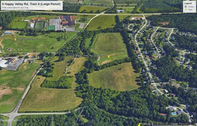 0 Happy Valley Rd Tract A, Rossville, GA 30741 (MLS #1319961) :: The Robinson Team