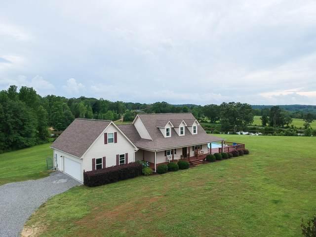 126 Beaver Dr, Trenton, GA 30752 (MLS #1320014) :: Chattanooga Property Shop