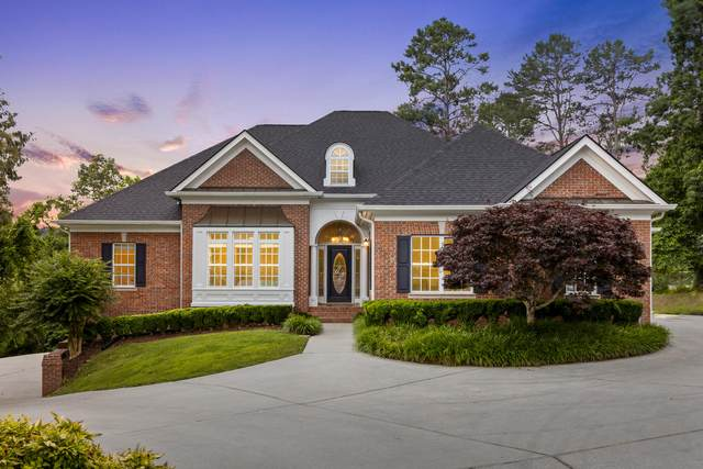4200 Balsamwood Ln, Ooltewah, TN 37363 (MLS #1320029) :: Keller Williams Realty | Barry and Diane Evans - The Evans Group