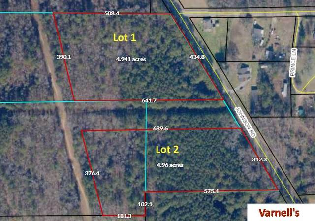 Tbd Johnson Rd #2, Rossville, GA 30741 (MLS #1320108) :: Keller Williams Realty | Barry and Diane Evans - The Evans Group