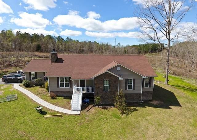 510 Echols Rd, Summerville, GA 30747 (MLS #1320150) :: Chattanooga Property Shop