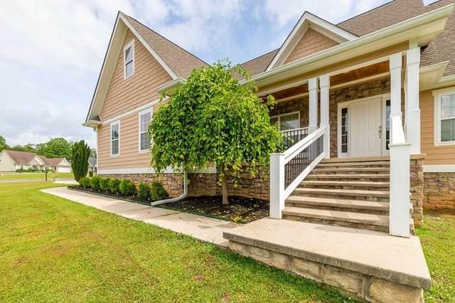 12 Mill Springs, Chickamauga, GA 30707 (MLS #1320162) :: The Robinson Team