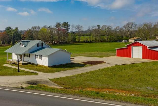 1835 NE Dawnville Beaverdale Rd, Dalton, GA 30721 (MLS #1320200) :: The Robinson Team